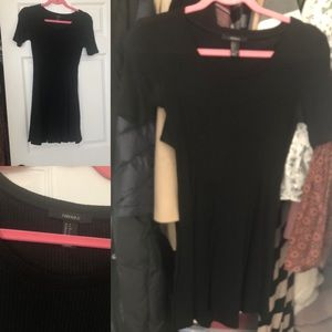 Forever 21 Rib Knit Dress